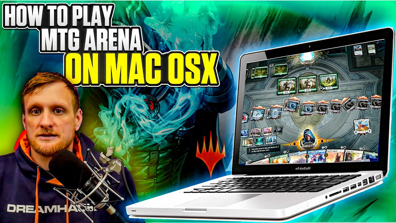 How to Play MTG Arena on Mac OSX