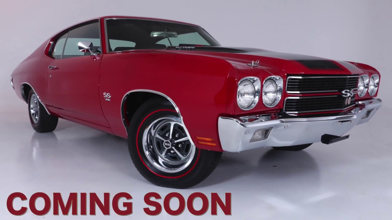 Win This Ss396 Chevelle In The New 2018 Chevelle Dream Giveaway
