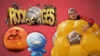 ROLLING BOULDER DERBY  •  Rock Of Ages 2 Gameplay