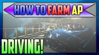 HOW TO FARM AP DRIVING! - GAIN AP WHILE NOT PLAYING - FFXV (Final Fantasy 15)