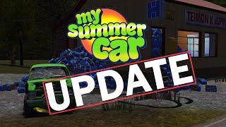MASNY UPDATE - My Summer Car [12.11.2019] Omówienie Aktualizacji