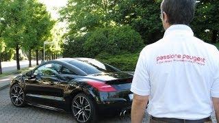 TEST DRIVE PEUGEOT RCZ R PASSIONE PEUGEOT