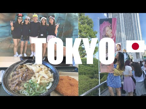 Tokyo Japan Vlog | First KPOP Concert, DisneySea, Almost Missing Our Flight Home (pt. 3)