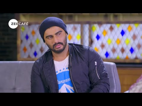 Café Shots | Under 5 with Arjun Kapoor | Not Just Supper Stars