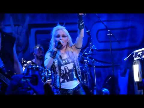 Doro - Breaking the Law (Judas Priest cover) - Live In Moscow 2017