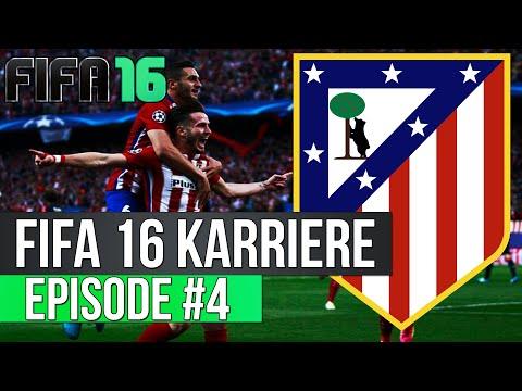 FIFA 16 KARRIEREMODUS: MADRID DERBY! KÖNNEN WIR DRANBLEIBEN? | Episode 4 | German