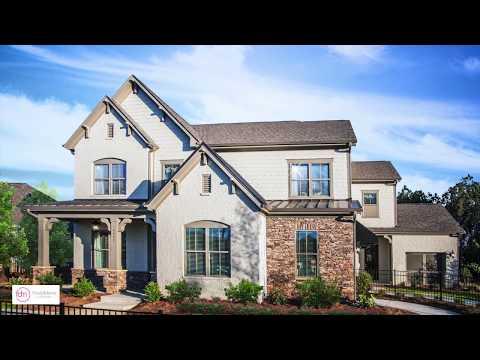 Atlanta, Georgia - Model Home by FDM Designs