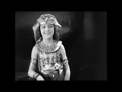 a 1923 American silent religious epic film (old movies)biography