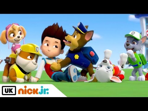 Paw Patrol  Sing Along: Theme Tune  Nick Jr UK