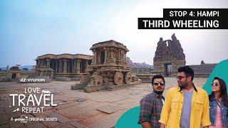 Gobble   Travel Series   Love Travel Repeat   S01E04   Stop 4: Hampi   Third-wheeling   Ft. Viraj