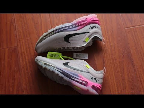 Unboxing Off White Air Max 97 Serena Williams Queen