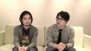 キリンジ、セルフカバーアルバム「SONGBOOK」のコメント動画です。作品...