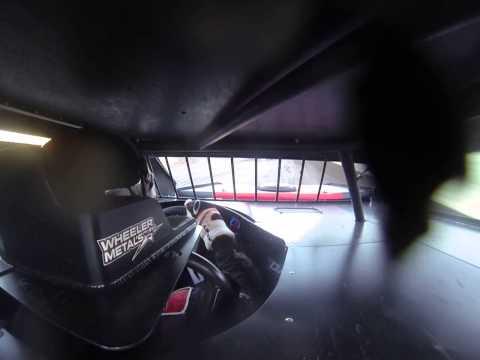 Chad Wheeler USMTS Salina Heat Race 8/23/2014
