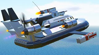 WEIRDEST PLANES EVER! (Simple Planes)