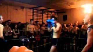 Белый Лотос Одесса Украина Архан Гасанзаде супер Бой поскот Спорт тайский бокс спарринги