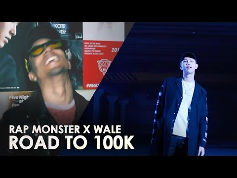 RM x WALE - CHANGE [ REACTION VIDEO ] #RoadTo100K