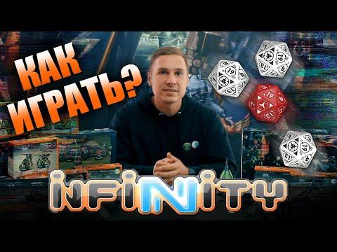 Как играть в Infinity? Краткий обзор правил