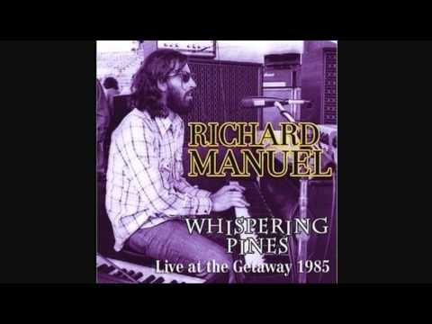 Richard Manuel-Miss Otis Regrets (Live)