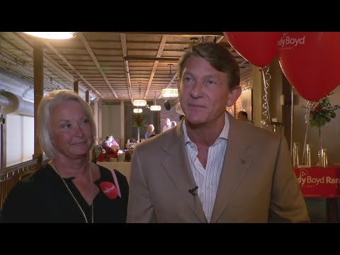 Candidate Randy Boyd to begin trek across Tennessee today