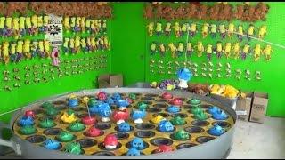 Playing Fantasy Island Carnival Games!