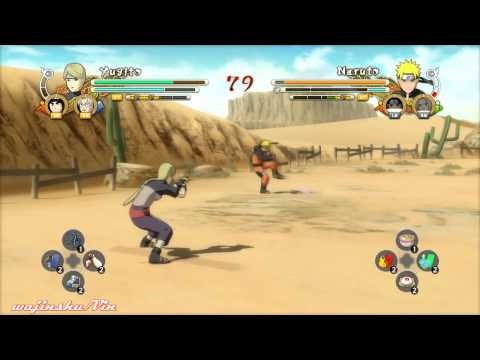 Ultimate Ninja Storm 2 Killer Bee Moveset from YouTube · Duration:  2 minutes 45 seconds