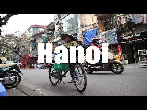 Hanoi, Vietnam | Canon HD | Virtual Trip