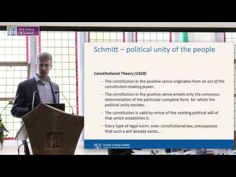 Law, Revolution and Sovereignty - Oran Doyle