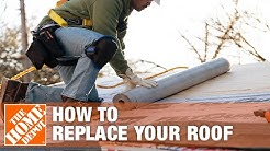 How to Replace Your Roof with The Home Depot | The Home Depot