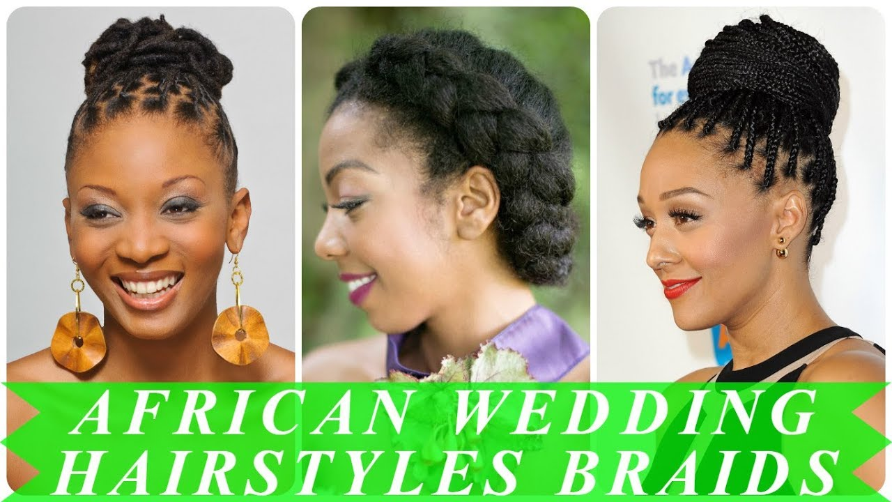 20 best african wedding hairstyles braids