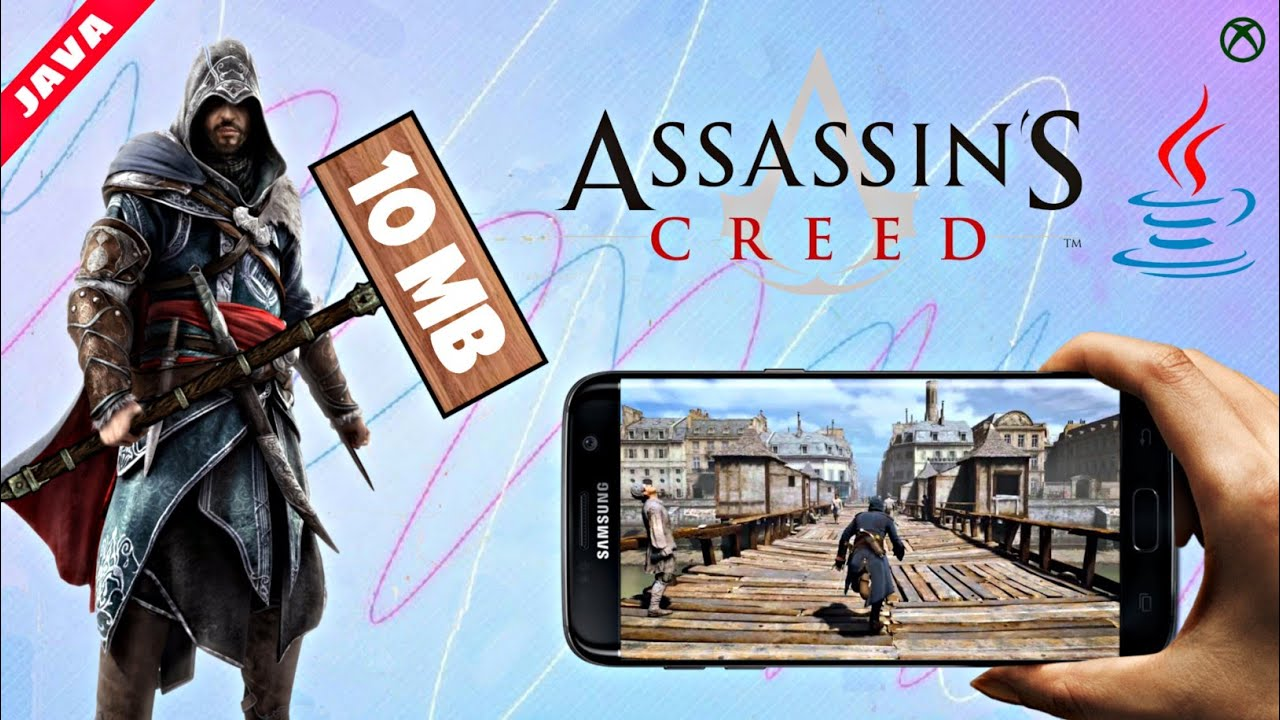 Assassin's creed all java game for android free download (link in