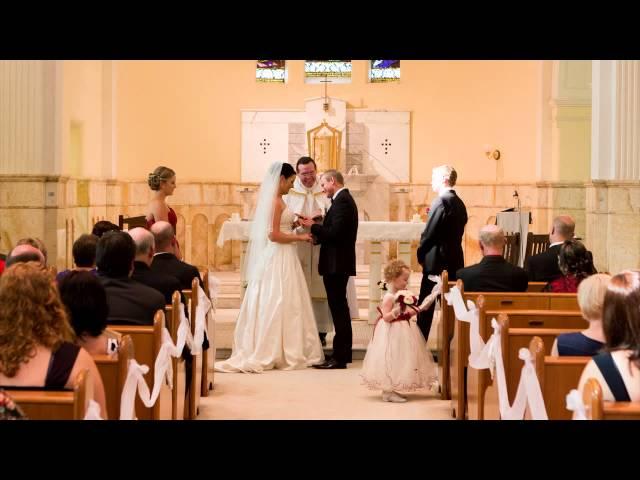 Mandy and Stephens Wedding in Stop Motion | Gunnedah NSW