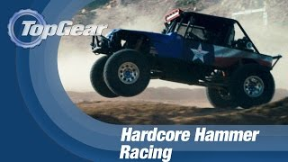 Hardcore hammer racing - Top Gear 2017 - BBC Two