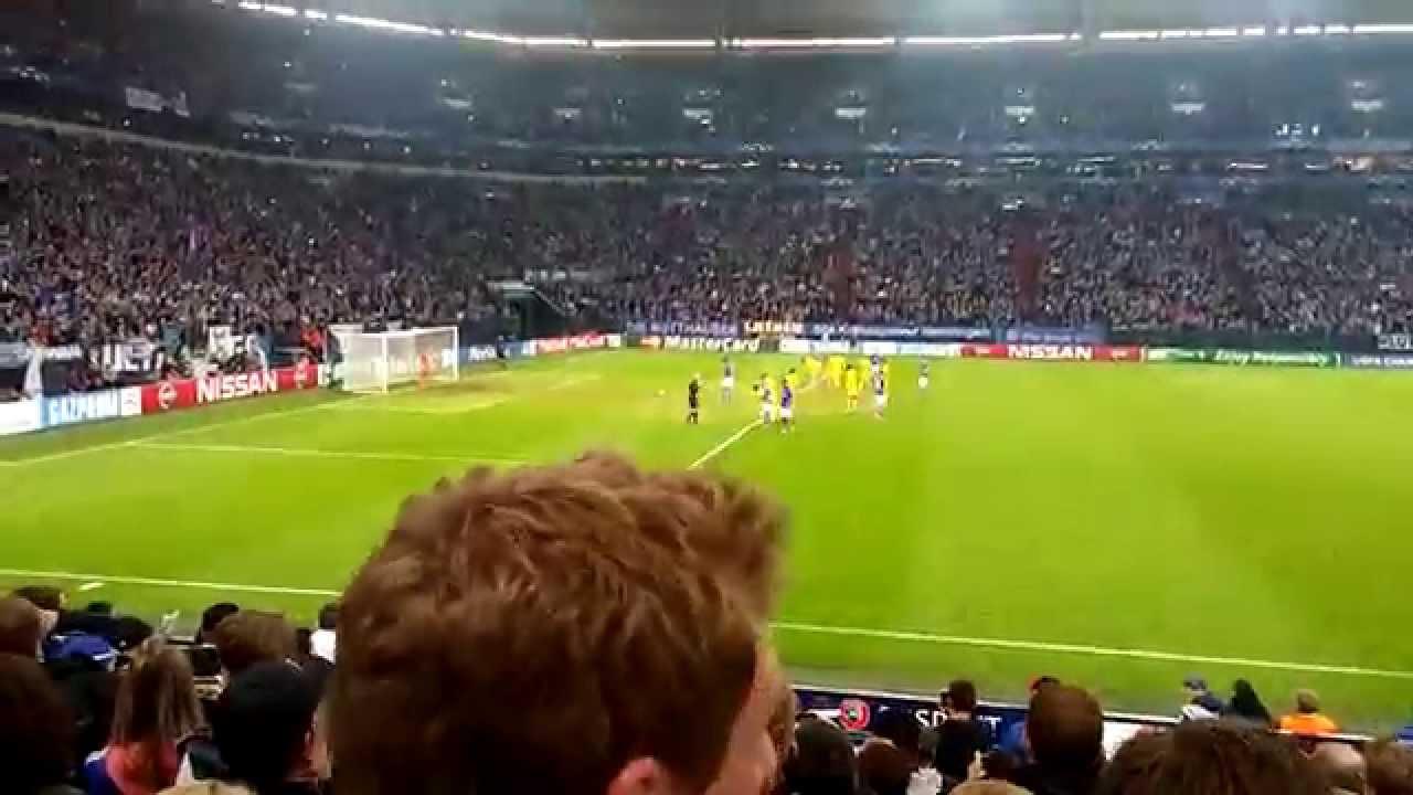 Spielstand Schalke Heute