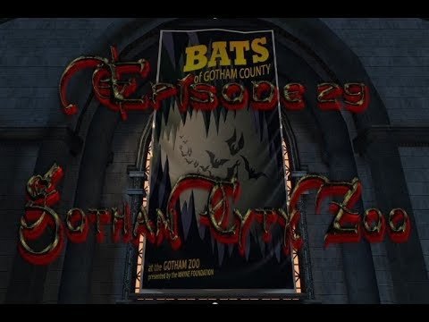 DCUO Episode 29 New raid!!! Gotham City Zoo