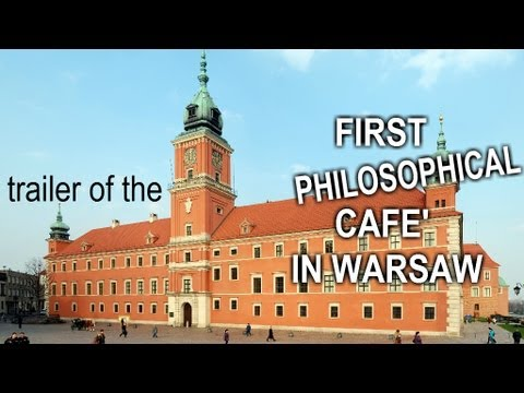 Philosophical Cafe' in Warsaw