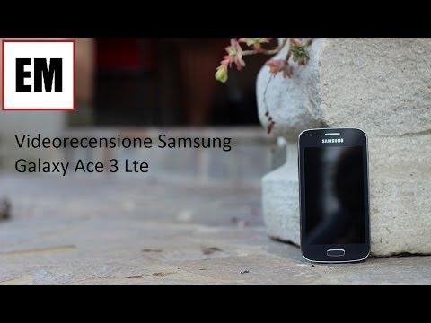 Samsung Galaxy Ace 3 recensione ita da EsperienzaMobile