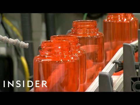 How Nalgene Makes Its Water Bottles | The Making Of