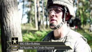 Fit, Disciplined and Well Trained: U.S. Army Europe