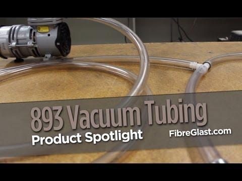 893 Vacuum Tubing