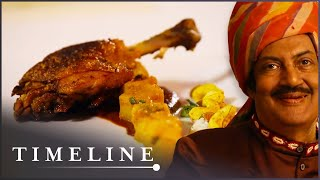 Cooking for An Indian Maharaja | Cooking for the Crown (Royal Family Documentary) | Timeline