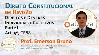Revisão de Direito Constitucional - Art. 5º Parte I (Art. 5º, I a XXXI) thumbnail