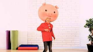新春豬事丁:豬頭健身教室   See See TVB