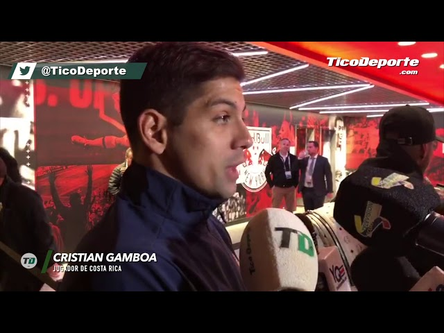 Cristian Gamboa: