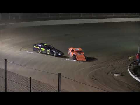 Modified B-Main from Atomic Speedway, October 6th, 2018. - dirt track racing video image