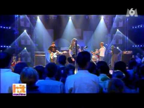 Avril lavigne - Complicated - Live @ HitMachine [11.30.2002]