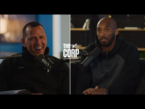 alex-rodriguez-and-big-cat-interview-kobe-bryant---the-corp