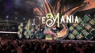 Seth Rollins Wrestlemania 34 Entrance