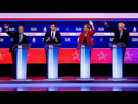 The Democratic Debate