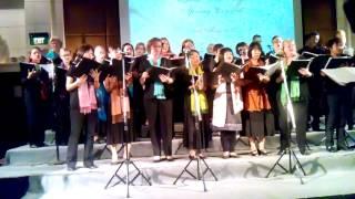 The Wells Fargo Wagon sung by Bella Voce Choir