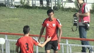 RAPL 2015: Shaheen Asmayee vs Simorgh Alborz - Highlights